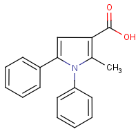 CAS:109812-64-8 | OR0118 | 1,5-Diphenyl-2-methylpyrrole-3-carboxylic acid