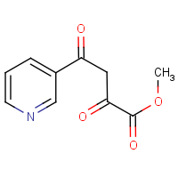 CAS:23424-36-4 | OR01483 | Methyl 2,4-dioxo-4-pyridin-3-ylbutanoate