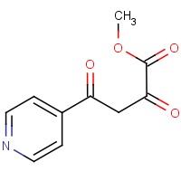 CAS:374063-91-9 | OR01484 | Methyl 2,4-dioxo-4-(pyridin-4-yl)butanoate
