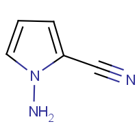 CAS: 159326-66-6 | OR015033 | 1-Amino-1H-pyrrole-2-carbonitrile