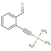 CAS:77123-58-1 | OR01511 | 2-[(Trimethylsilyl)ethynyl]benzaldehyde