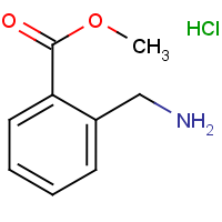CAS:849020-92-4 | OR0170 | Methyl 2-(aminomethyl)benzoate hydrochloride