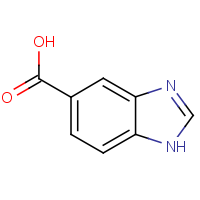 CAS:15788-16-6 | OR01704 | 1H-Benzimidazole-5-carboxylic acid