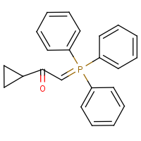 CAS: 7691-76-1 | OR018200 | 1-Cyclopropyl-2-(triphenylphosphoranylidene)ethan-1-one