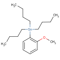 CAS:86487-17-4 | OR0595 | 2-Methoxy(tri-n-butylstannyl)benzene
