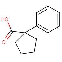 CAS: 77-55-4 | OR0993 | 1-Phenylcyclopentane-1-carboxylic acid