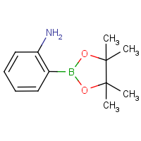 CAS:191171-55-8 | OR10339 | 2-(Aminophenyl)boronic acid, pinacol ester