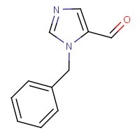 CAS: 85102-99-4 | OR10353 | 1-Benzyl-1H-imidazole-5-carboxaldehyde