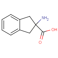 CAS:27473-62-7 | OR10822 | 2-Aminoindane-2-carboxylic acid