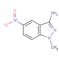 CAS: 73105-48-3 | OR110142 | 1-Methyl-5-nitro-1H-indazol-3-amine