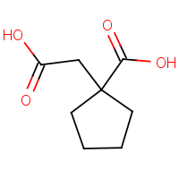 CAS: 62953-73-5 | OR110660 | 1-(Carboxymethyl)cyclopentane-1-carboxylic acid