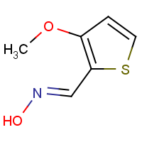 CAS:1824827-05-5 | OR110877 | 3-Methoxythiophene-2-carbaldehyde oxime