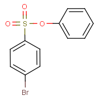 CAS:5455-14-1 | OR11534 | Phenyl 4-bromobenzenesulphonate