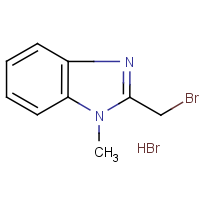 CAS:934570-40-8 | OR12398 | 2-(Bromomethyl)-1-methyl-1H-benzimidazole hydrobromide