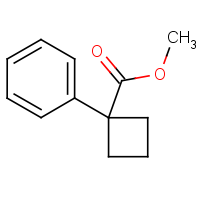CAS:58469-03-7 | OR15757 | Methyl 1-phenylcyclobutane-1-carboxylate