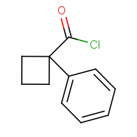 CAS:4620-67-1 | OR18585 | 1-Phenylcyclobutane-1-carbonyl chloride