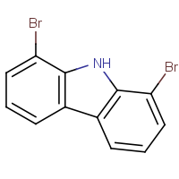 CAS: 553663-65-3 | OR20038 | 1,8-Dibromo-9H-carbazole