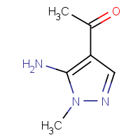 CAS: 856860-17-8 | OR303053 | 1-(5-Amino-1-methyl-1H-pyrazol-4-yl)ethan-1-one