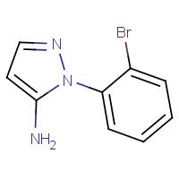 CAS: 1155574-39-2 | OR306168 | 1-(2-Bromophenyl)-1H-pyrazol-5-amine