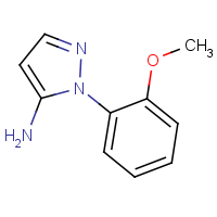 CAS: 687602-32-0 | OR306172 | 1-(2-Methoxyphenyl)-1H-pyrazol-5-amine