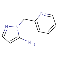 CAS: 956779-00-3 | OR306255 | 1-(Pyridin-2-ylmethyl)-1H-pyrazol-5-amine
