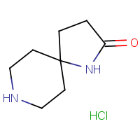 CAS:  | OR306435 | 1,8-Diazaspiro[4.5]decan-2-one hydrochloride