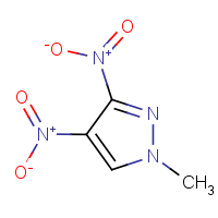 CAS: 66296-67-1 | OR307165 | 1-Methyl-3,4-dinitro-1H-pyrazole