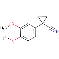 CAS: 20802-15-7 | OR307752 | 1-(3,4-Dimethoxyphenyl)cyclopropanecarbonitrile