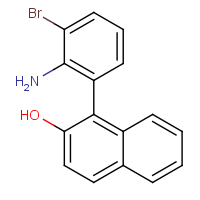 CAS: 1424386-38-8 | OR340054 | 1-(2-Amino-3-bromophenyl)naphthalen-2-ol