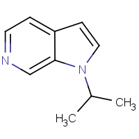 CAS: 1221153-83-8 | OR346568 | 1-Isopropyl-1H-pyrrolo[2,3-c]pyridine