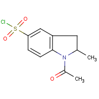 OR3671 | CAS: 841275-78-3 | Name: 1-Acetyl-2-methylindoline-5-sulphonyl chloride