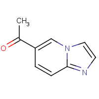 CAS: 944905-12-8 | OR370013 | 1-(Imidazo[1,2-a]pyridin-6-yl)ethanone