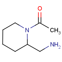 CAS: 1250392-95-0 | OR450006 | 1-[2-(Aminomethyl)piperidin-1-yl]ethanone