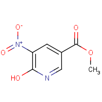 CAS: 222970-61-8 | OR46526 | Methyl 6-hydroxy-5-nitronicotinate