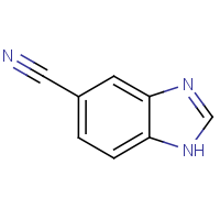 CAS: 6287-83-8 | OR46542 | 1H-Benzimidazole-5-carbonitrile