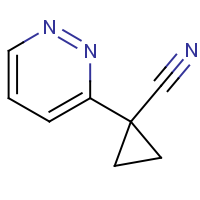 CAS: 1870107-53-1 | OR480104 | 1-Pyridazin-3-ylcyclopropanecarbonitrile