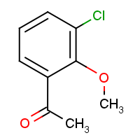CAS: 99585-09-8 | OR500013 | 1-(3-Chloro-2-methoxyphenyl)ethanone