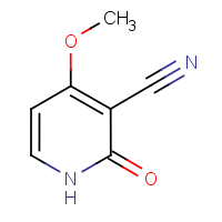 CAS: 21642-98-8 | OR5829 | 1,2-Dihydro-4-methoxy-2-oxopyridine-3-carbonitrile