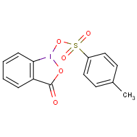 CAS: 159950-96-6 | OR7137 | 1-[[(4-Methylphenyl)sulphonyl]oxy]-1,2-benziodoxol-3(1H)-one