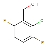 CAS:261762-44-1 | PC0003 | 2-Chloro-3,6-difluorobenzyl alcohol