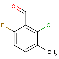 CAS:104451-99-2 | PC0093 | 2-Chloro-6-fluoro-3-methylbenzaldehyde