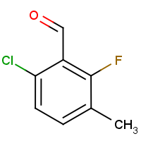CAS:286474-59-7 | PC0094 | 6-Chloro-2-fluoro-3-methylbenzaldehyde