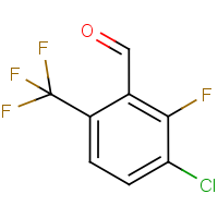 CAS:186517-29-3 | PC0146 | 3-Chloro-2-fluoro-6-(trifluoromethyl)benzaldehyde