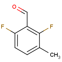 CAS:261763-34-2 | PC0239 | 2,6-Difluoro-3-methylbenzaldehyde