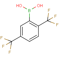 CAS:196083-18-8 | PC0453 | 2,5-Bis(trifluoromethyl)benzeneboronic acid