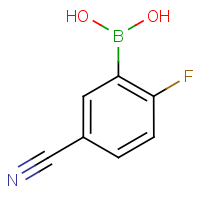 CAS:468718-30-1 | PC062 | 5-Cyano-2-fluorobenzeneboronic acid