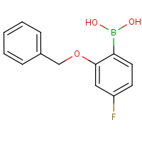 CAS:848779-87-3 | PC10105 | 2-(Benzyloxy)-4-fluorobenzeneboronic acid
