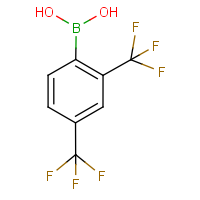 CAS:153254-09-2 | PC10107 | 2,4-Bis(trifluoromethyl)benzeneboronic acid