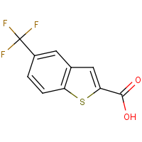 CAS:244126-64-5 | PC10245 | 5-(Trifluoromethyl)-benzo[b]thiophene-2-carboxylic acid