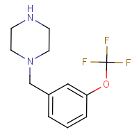 CAS: 868054-25-5 | PC11280 | 1-[3-(Trifluoromethoxy)benzyl]piperazine